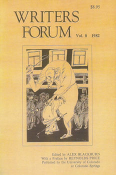 Writers' Forum Volume 8 by Alexander Blackburn